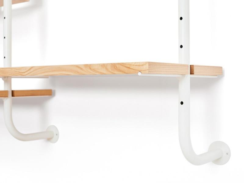 Avenir meble modułowe półki drewniane